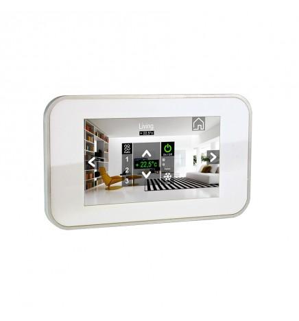 "BX EIB/KNX KAIROS27 Touch panel 7"" Bianco BX-K27MSW"