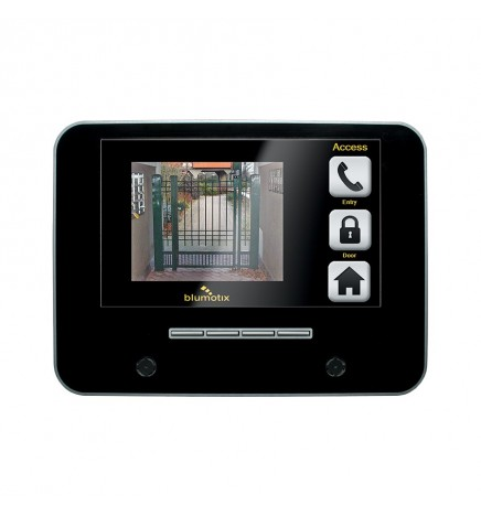 """BX EIB/KNX KAIROS10 Touch Panel 10"""" Nero BX-K10"""