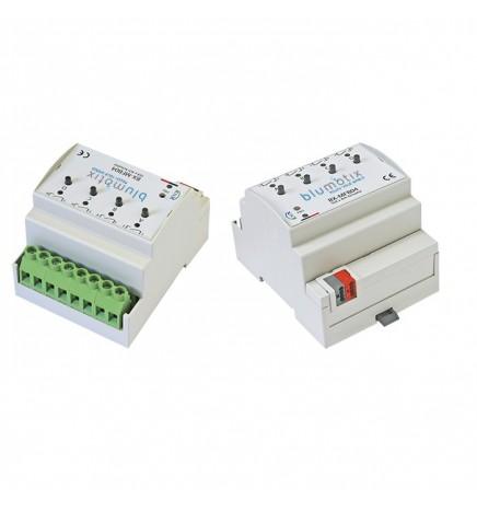 BX KNX Attuatore Multifunzione 4CH 16A (4 DIN) BX-MFB04