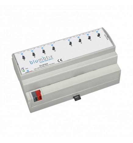 BX KNX Attuatore Multifunzione 8CH 16A (8 DIN) BX-MFB08