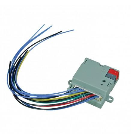 BX KNX Push Button Interface 4CH BX-4XIOL