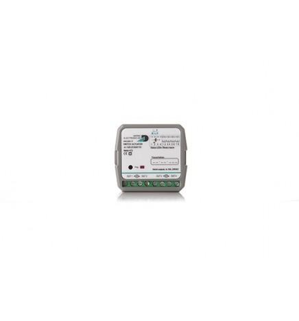 D.E AG EIB/KNX Attuatore Multifunzione 4CHx10A 8 Ingressi Binari