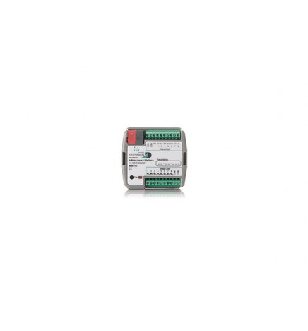 Datec Electronic AG EIB/KNX Binary Input 8 fold & Status Leds 8 fold