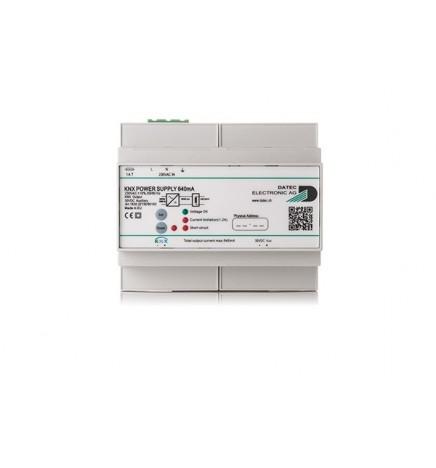 D.E AG EIB/KNX Alimentatore di linea 640mA (6 DIN)
