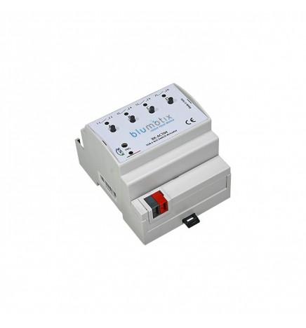 BX EIB/KNX Attuatore 4CH 16A (4 DIN) BX-ACT04