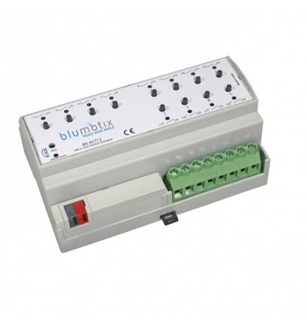 BX EIB/KNX Attuatore 12CH 16A (12 DIN) BX-ACT12