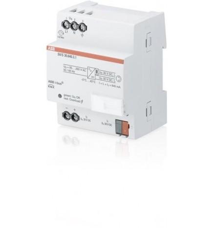 ABB EIB / KNX Alimentatore di linea 640mA (4 DIN) SV/S 30.640.3.1
