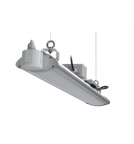 S.T. Riflettore LED 100W IP65 Lineare 130lm/W 90cm