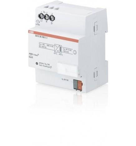 ABB EIB / KNX Alimentatore di linea 160mA (4 DIN) SV/S 30.160.1.1