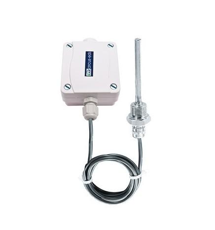 Arcus-eds ® KNX Sonda di Temperatura PT100 (Ø8mm, 40bar,100mm) Silikon