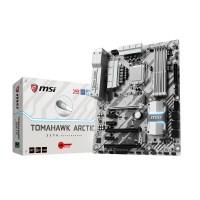 MSI MB Z270 TOMAHAWK ARCTIC LGA1151 4DDR4 3*PCI-E 2*M2 6*SATA3