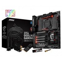 MSI MB X99A GODLIKE GAMING CARBON LGA 2011 8*DDR4 5*PCI-E 10*SATA3 SATA EXPRESS