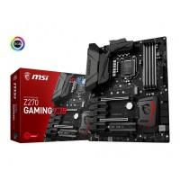 MSI MB Z270 GAMING M5 LGA1151 4DDR4 3*PCI-E 2M2 6*SATA3 6*USB3.0