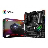MSI MB Z270 GAMING PRO CARBON LGA1151 4*DDR4 3*PCI-E 6*SATA3