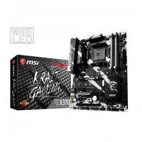 MSI MB X370 KRAIT GAMING LGA 1331 4DDR4 3*PCI-E M2 6*SATA3 2*USB3.1