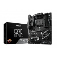 MSI MB X370 SLI PLUS LGA 1331 4DDR4 3*PCI-E M2 6*SATA3 U*USB3.1