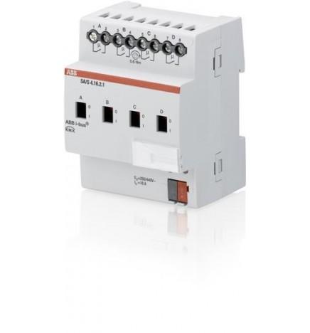 ABB EIB / KNX Switch actuator 4CH 16A MDRC (4 DIN)
