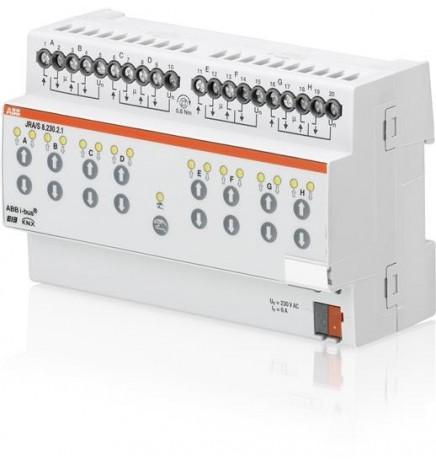 ABB EIB / KNX Blind/Roller Shutter Actuator 8CH MDRC (8 DIN)