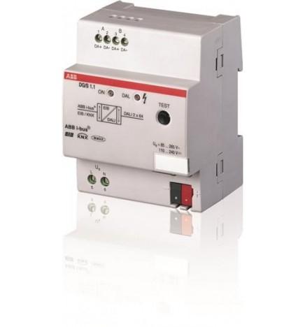 ABB EIB / KNX Gateway DALI 1CH MDRC (4 DIN)