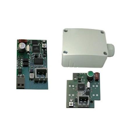 L&J KNX Interfaccia Misuratori Gas Itron Gx RF1