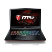 MSI NB GE72MVR 7RG-018IT APACHE PRO I7-7700 16GB 256GB SSD + 1TB 17,3 FHD GTX 1070 8GB WIN 10 HOME