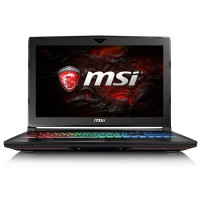 MSI NB GT62VR 6RE DOMINATOR PRO I7-6700HQ 16GB 256GB SSD + 1TB 15.6 FHD ANTI-GLARE GTX 1070 8GB WIN 10 HOME