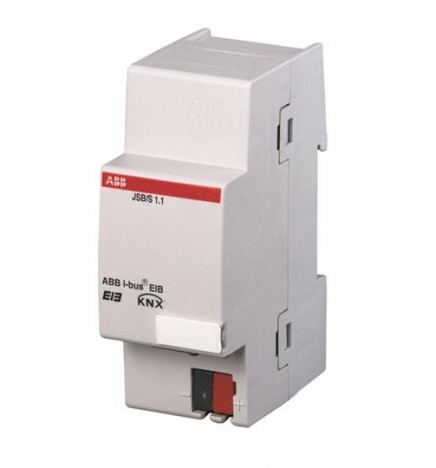 ABB EIB / KNX Shutter Control Unit, MDRC (2 DIN)