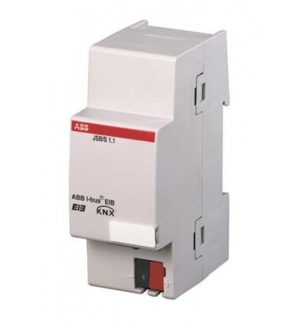 ABB EIB/KNX Controllore Attuatore Tapparelle, MDRC (2 DIN) JSB/S 1.1