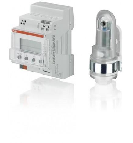 ABB EIB/KNX Interfaccia Sensore Luce Esterno (4 DIN) HS/S 4.2.1