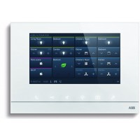 "ABB free@home® Touch Display 7"" & Videocitofono Interno Bianco"