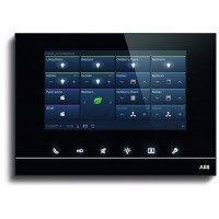 "ABB free@home® Touch Display 7"" & Videocitofono Interno Nero DP7-S-625"