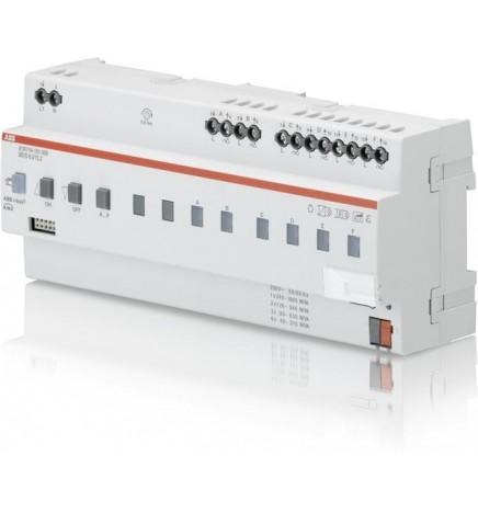 ABB EIB / KNX Universal Dim Actuator, 6-fold, 315 VA, MDRC (12 DIN)