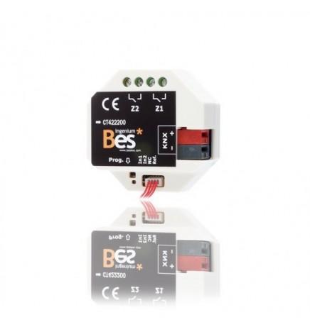 BES Attuatore Multifunzione 2 Ingressi 2 Uscite Digitali 16A