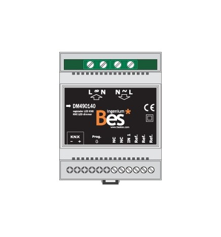 BES Proportional Actuator Dimmer LED 1 Channel 1000W