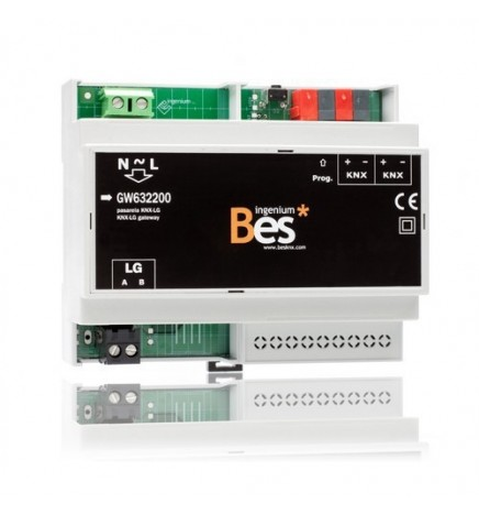 BES Interfaccia Gateway Controllo Clima LG HVAC Serie VRV