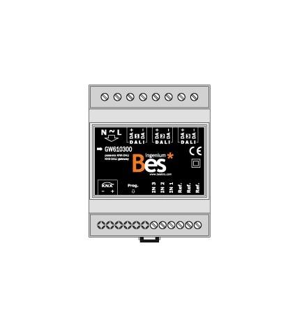 BES Gateway Dali 3 Channels