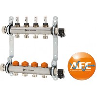 IMI Dynacom Eclipse Floor Heating Manifold AFC Technology (2 Circuits)