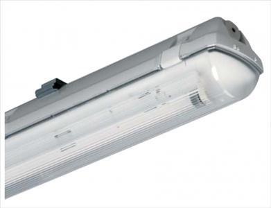 Plafoniera Con Tubo Led : Bioledex® plafoniera dolta 60 cm ip66 alloggia 1 tubo led
