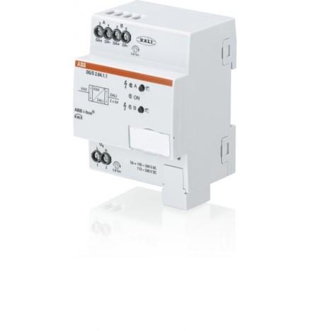 ABB EIB/ KNX DALI-Gateway Basic 2 Output DG/S 2.64.1.1