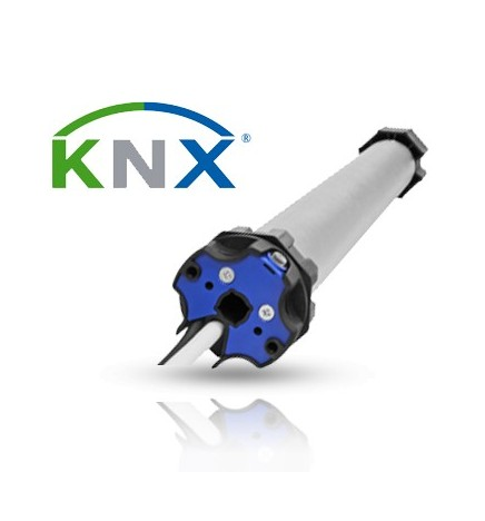 WR Motore Tubolare 45Nm Autoapprendente Intelligenza KNX Integrata Persiane