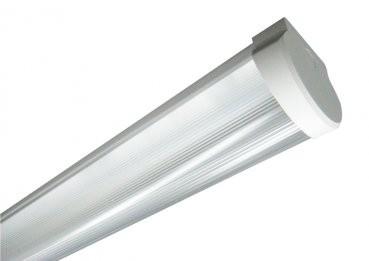 Plafoniera Tubo Led : Bioledex plafoniera simpo cm ip alloggia tubi led