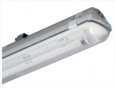 Plafoniera Stagna Led 150 Cm : Plafoniera stagna led cm apparecchi ledvance damp proof