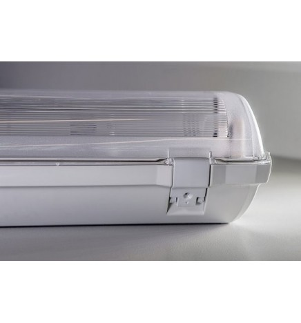 BIOLEDEX® Plafoniera DOLTA 150 cm IP66 (2 tubo led)