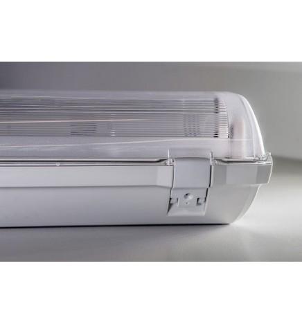 BIOLEDEX® Plafoniera DOLTA 150 cm IP66 (Alloggia 2 tubi led)