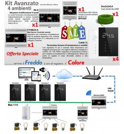Multi-Zone Heating & Remote Control