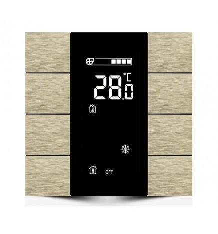 Iswitch PI Control LCD 8 Pulsanti Alluminio Vari Colori
