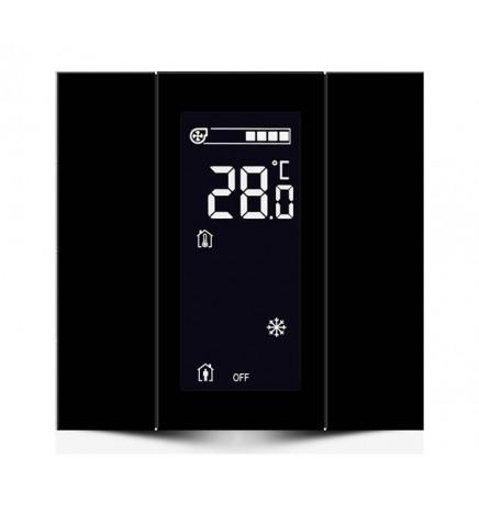 Iswitch PI Control LCD 2 Pulsanti Alluminio Vari Colori