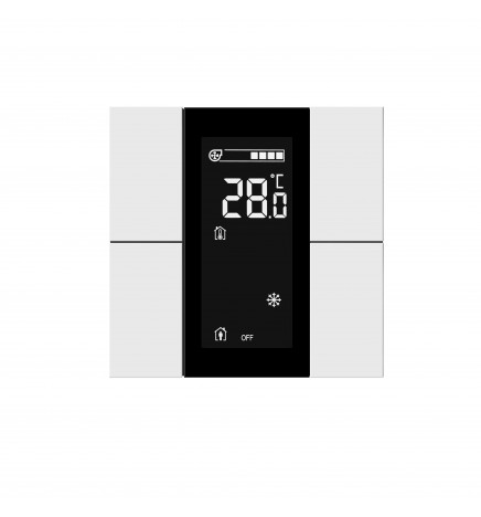 Iswitch PI Control LCD 4 Pulsanti Plastica Vari Colori