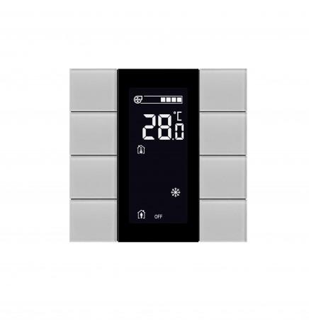 Iswitch PI Control LCD 4 Pulsanti Vetro Vari Colori