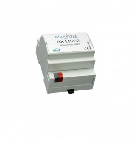 BX KNX Miniserver Controllo Remoto BX-MS02